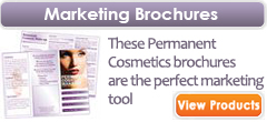 Permanent Cosmetics Posters And Marketing Products